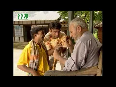 আ খ ম হাসানের মজার একটি দৃশ্য |  NTV Bangla Natok Funny Clips