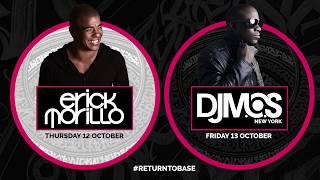 Erick Morillo  DJ MOS at BASE Dubai