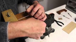 How to Wrap flying lines for Control Line models