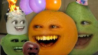 Annoying Orange - Happy Birthday!