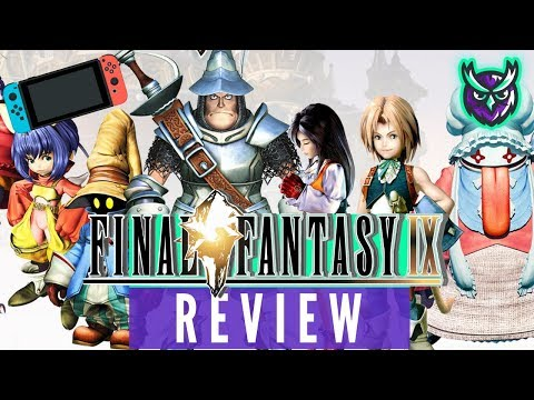 Final Fantasy IX Switch Review - I Was WRONG! video thumbnail
