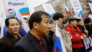 Китайцы избили русских на Байкале .Сибирь Наш