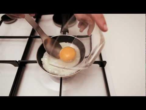 Trucco magico - L'uovo... al tegamino