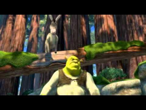 Shrek - Hogyan születik a barátság.avi letöltés