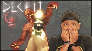 They Caught Me RED Handed! (Deceit)