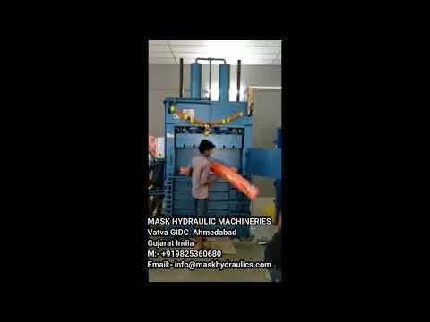 Towel Baling Machine