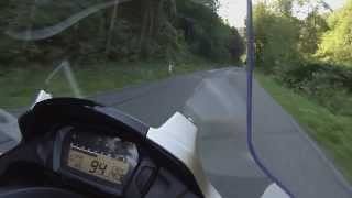 preview picture of video 'Honda Integra Onboard 3'