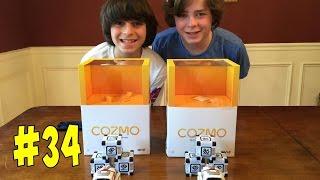 Cozmo Meets Cozmo - Brotherly Love | Episode #34 | #cozmoments
