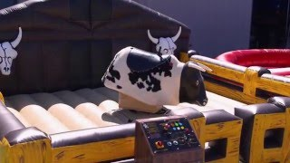 How a Galaxy Multi Rides Mechanical Bull is made - BrandmadeTV
