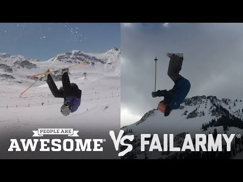 People Are Awesome vs. FailArmy – (Episode 7)