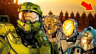 Halo Lore - Where was Blue Team During Halo 1-4? - dooclip.me