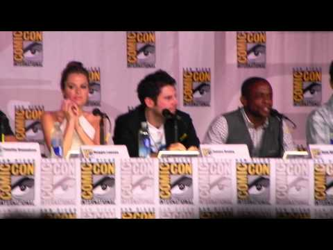Psych - Complete Comic-Con 2013 Panel [VIDEO]