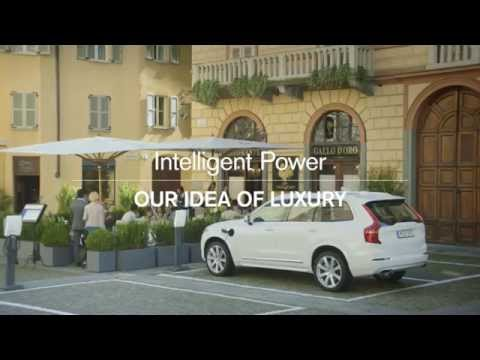 Volvo XC90 Twin Engine videosu