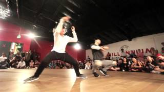 K camp ft. Chris Brown - Lil Bit - Choreography by Willdabeast and Janelle Ginestra