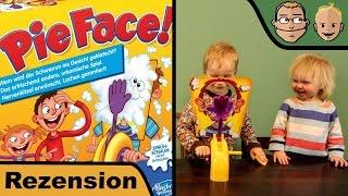 Pie Face! - Spiel - Review - Hunter & Sohn