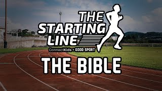 Starting Line: How & why should I read the Bible?