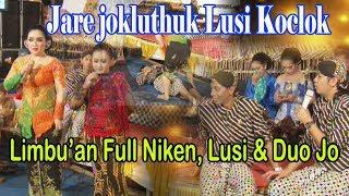 Niken Salindri, Lusi Brahman & Duo Jo Limbu'an Full