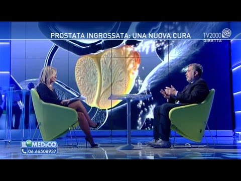 Massaggio Video prostatite cronica