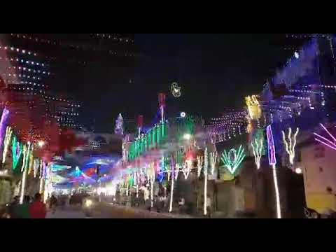 Eid Milad Un nabi  Langre Hafiz masjid  Famous Sajawat banaras