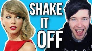 DanTDM Singing Shake It Off