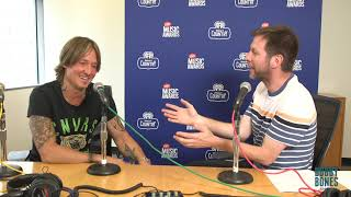 Keith Urban Talks About The Bad Thing About Being Famous