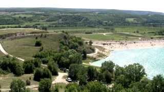 Крым    Долина реки Бельбек