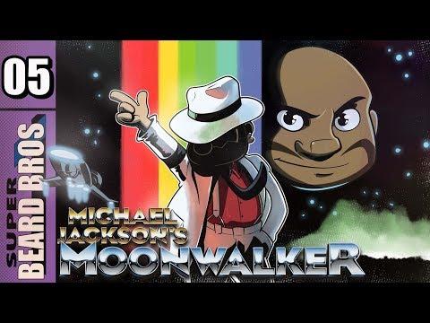 Michael Jackson's Moonwalker | Let's Play Ep. 5 | Super Beard Bros.