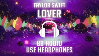 Taylor Swift - Lover (16D Audio) (NOT 8D,9D) - YouTube
