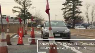 MVA Driving Test Video