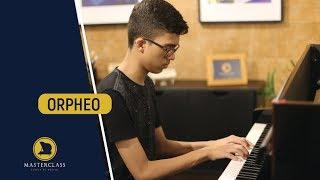ORPHEO - Aluno De Piano Da Masterclass - Escola De Música