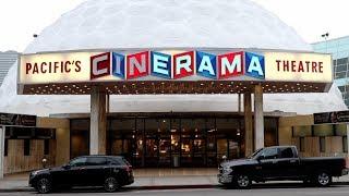 #298 (5/31/2017) The Last CINERAMA DOME in the World!
