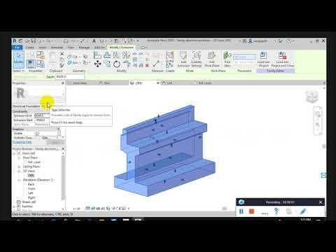 Revit Structure Online Training - YouTube