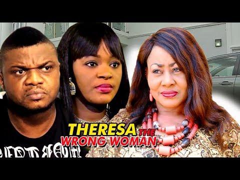 Theresa The Wrong Woman Season 1 - Chacha Eke 2018 Latest Nigerian Nollywood Movie | Full HD