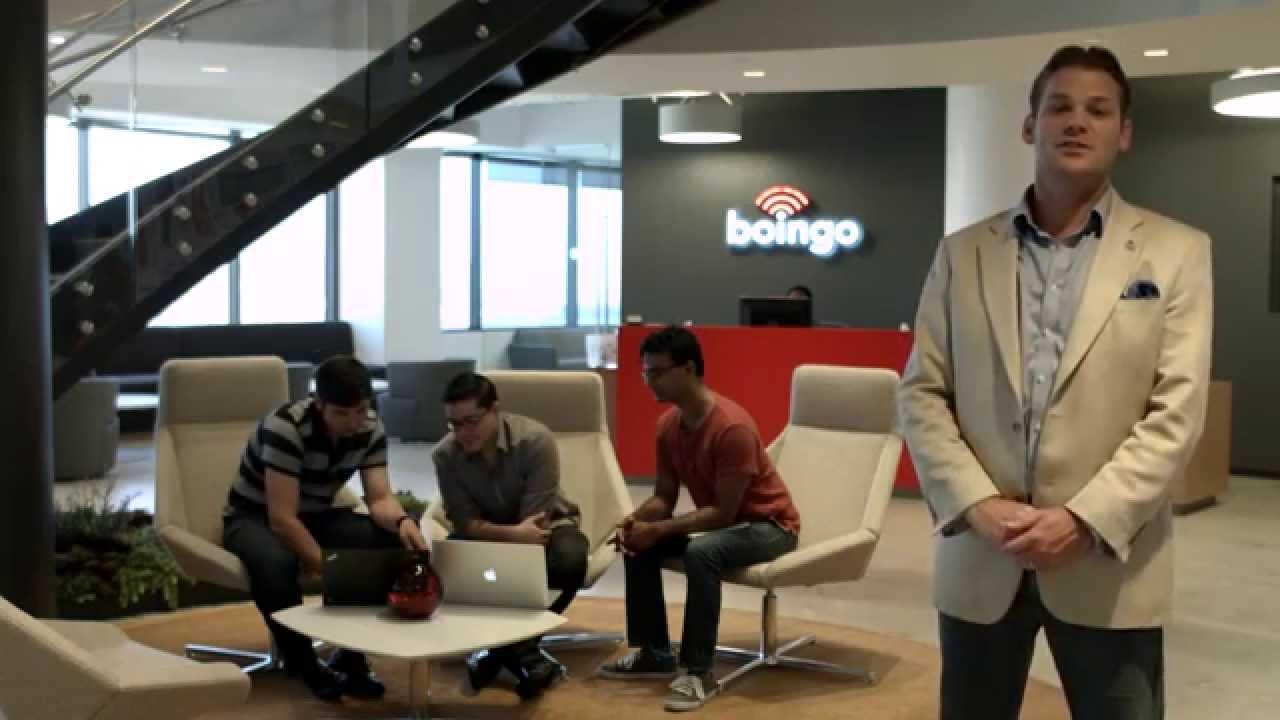 Company Page: Boingo Wireless - Stack Overflow