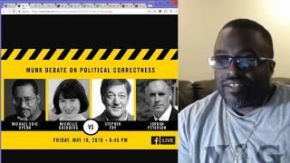 Michael Dyson vs Jordan Peterson Uncle Hotep chimes in