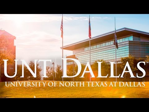 North Texas at Dallas - video