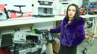 Ленточнопильный станок JET HVBS-56 M от компании ПКФ «Электромотор» - видео