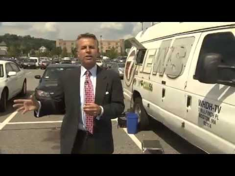 Steve Cooper (WHDH-TV) Web Bio