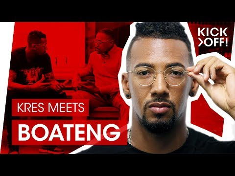 Jerome Boateng Interview On Sneakers, Jay-Z And The World Cup 2018