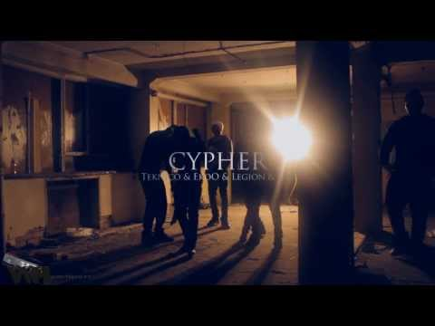 eK - Teknico ft EkoO ft Legion & Llay - Cypher (Official Video) : WH.