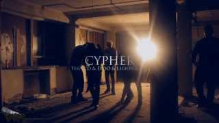 Video Teknico ft EkoO ft Legion & Llay - Cypher (Official Video) : WH.