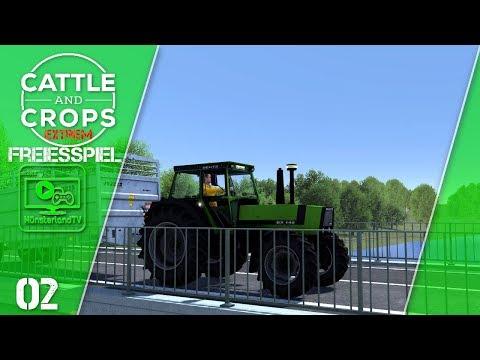 Cattle and Crops 🐂 Staffel 6 🚜 ▶02 | freies Spiel Extrem | EA 0.7.0.8 | CaC |CnC |deutsch