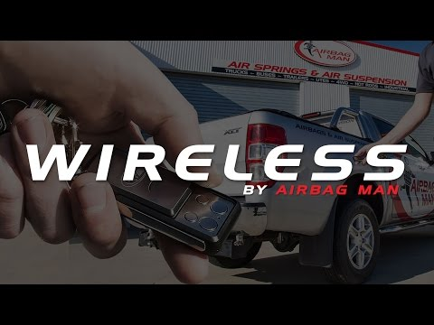 Wireless by Airbag Man