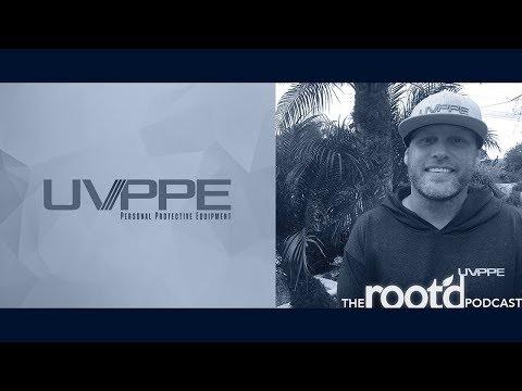 Rootd Podcast Ep 42 Teaser - Daniel Jordan of UVPPE