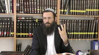 איסור והיתר - סימן קב  - הרב אריאל אלקובי שליט''א