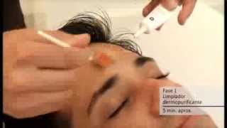 Tratamiento Facial Seborregulador Premium Casmara Shinestop Selective Dermopurifying Treatment