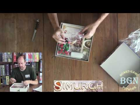 Unboxing Simurgh