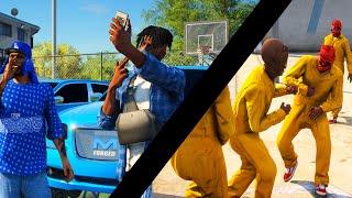 GTA V - Bloods vs Crips Prison Life gta 5