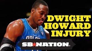 Dwight Howard Injury: Out for Season thumbnail