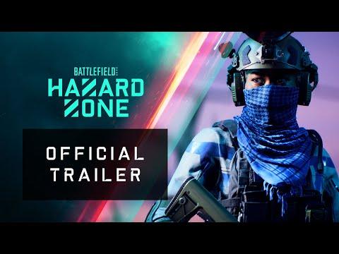 Battlefield 2042 : Hazard Zone Official Trailer